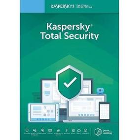 Kaspersky Total Security Multidispositivos 2019 1 Pc 1 Ano