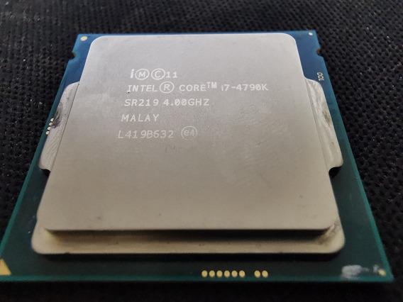 Processador Intel I7-4790k 4.00ghz