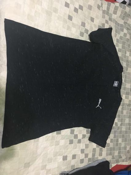 Camiseta Puma Training M Top Original Preta