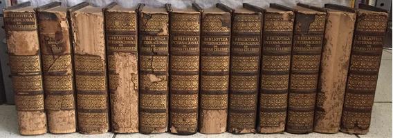 Livro Biblioteca Internacional De Obras Célebres - Col24 Vol