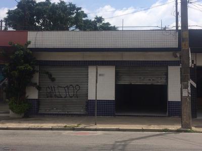 Aluga Salão No Brooklin/av.morumbi 120m - R$ 6.000,00 - Lj00002 - 32192120