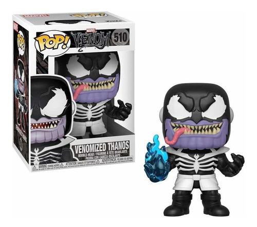 Funko Pop Marvel Venom Venomized Thanos 510 Original