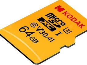 Cartão 4k 64gb Kodak