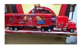 Caminhão Carreta Mcqueen Carros Cegonha Etaqui 919-86