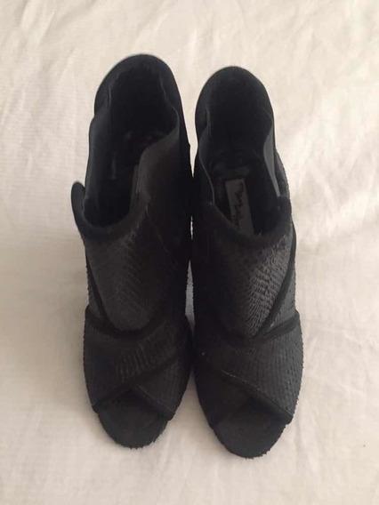 Zapatos Negros Steve Madden Talla 3 1/2