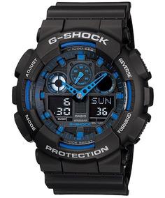 Relógio Casio G Shock Ga100-1a2. 200 Metros. 100% Original.