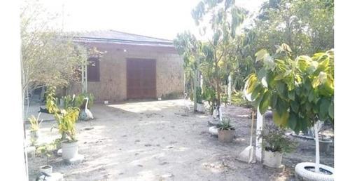 Casa Em Fase De Acabamento Lado Morro - 0025-cs