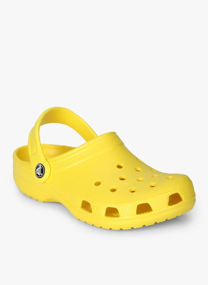 Crocs Originales Classic Adulto Amarillo