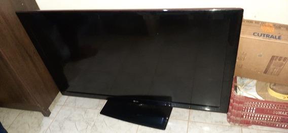 Uma Tv Led 55 Polegadas LG