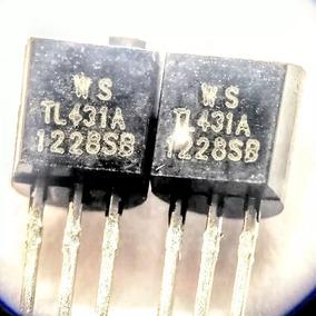 10un Sensor Hall Tl431 Tl431a To-96
