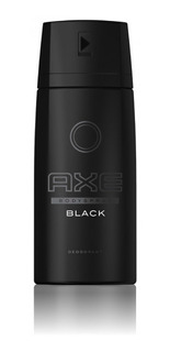 Axe Black Desodorante Aerosol 150ml
