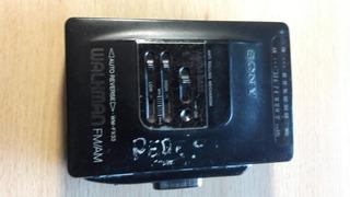 Walkman Sony Am Fm Wm-fx33 (funciona La Radio )