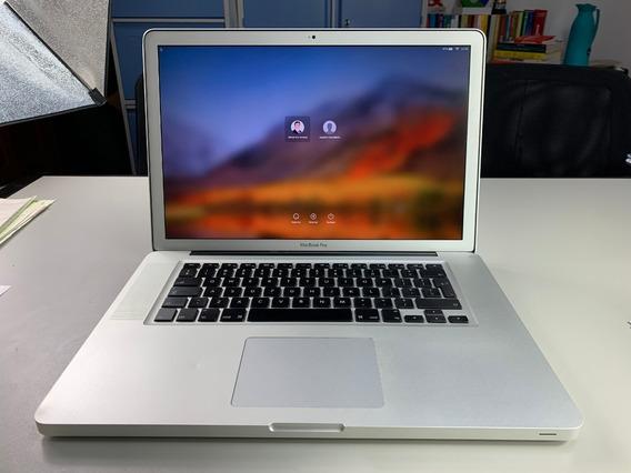Macbook Pro 15 Intel I7 2.6ghz 16gb Ram 500 Ssd Mid 2012