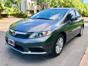 Honda Civic 1.8 Lxs Mt 140cv Año 2015 - 75.000 Kms - U/dueño