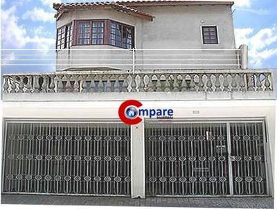 Sobrado Residencial Para Locação, Jardim Rosa De Franca, Guarulhos - So0469. - So0469