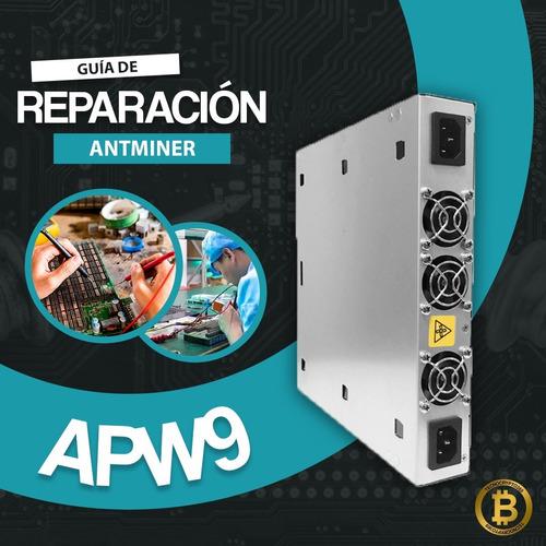 Imagen 1 de 1 de Manual De Reparación (español) Fuente Antminer Apw9/apw8
