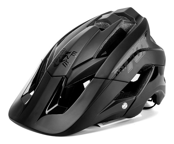 Casco Bicicleta Ciclismo Mtb Bat Fox Ultraligero Protección