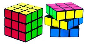 Cubo Magico Pequeno 5x5x5x5 Colorido Brinquedo