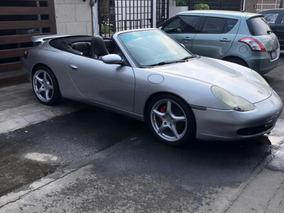 Porsche 911 3.8 Carrera 4 Cabriolet At 2001