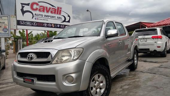 Toyota Hilux Gris Plata 2008