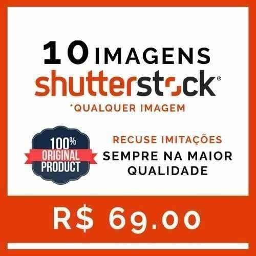 10 Shutterstock Imagens / Vetores Alta Resolução -