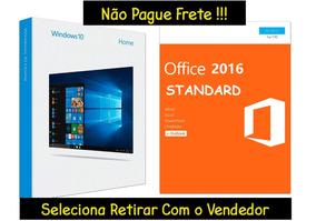 Windows10 Home Chave Licença Genuína Microsoft Key