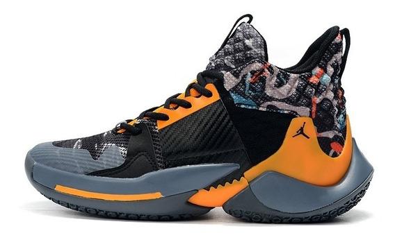 Zapatillas Nike Air Jordan Why Not Zer0.2 40-46