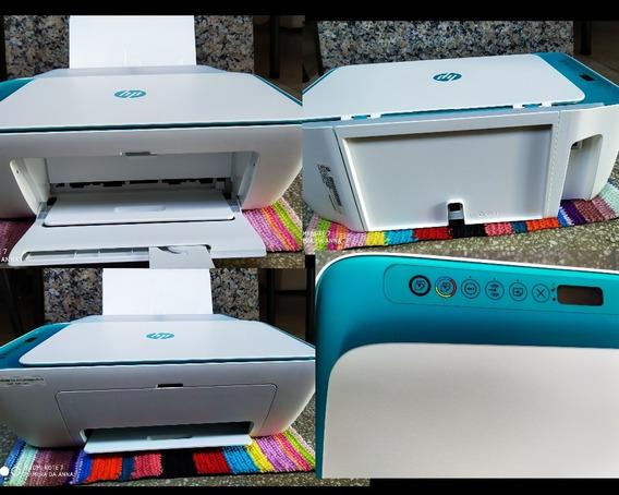 Impressora Multifuncional Hp Deskjet Lnk Advantage 2676