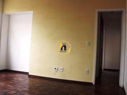 Apartamento Com 3 Quartos Para Comprar No Padre Eustaquio Em Belo Horizonte/mg - Ec16777