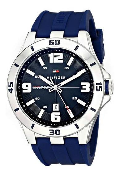 Reloj Tommy Hilfiger M. 1791062 Correa Silicona Hombre / J