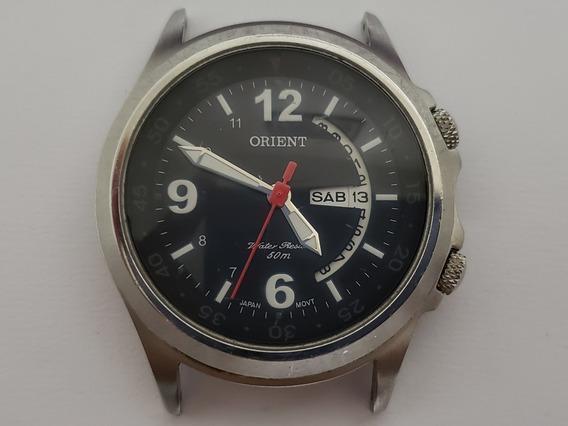 Orient Day-date Quartz Cx08