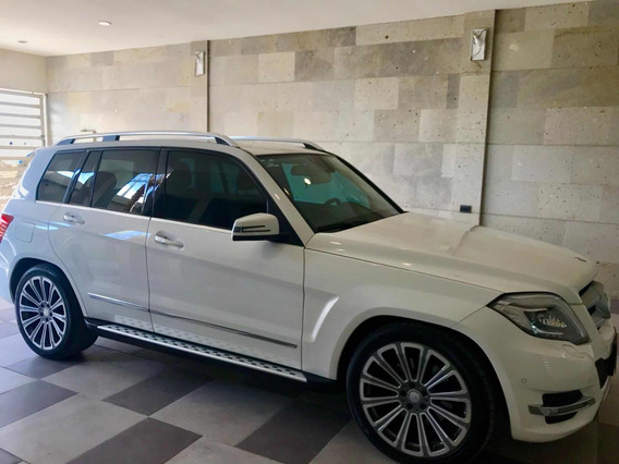Mercedes-benz Clase Glk 3.5 300 Off Road Sport Mt 2015