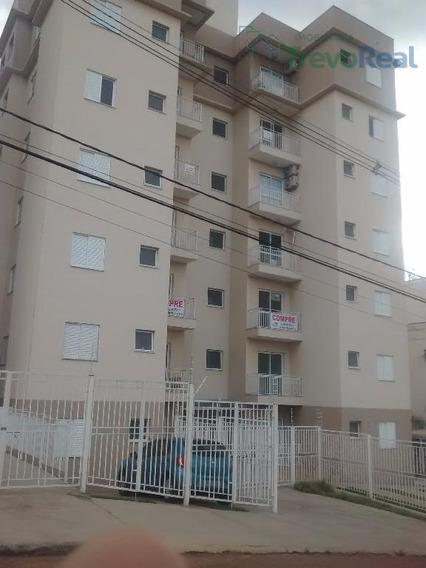 Excelente Apartamento Em Local Tranquilo - Ap0552