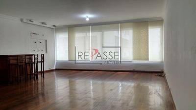 Apartamento Residencial Para Locação, Leblon, Rio De Janeiro. - Ap1092