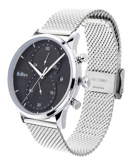 Biden Moda Homens Relógio Quartz Relógio Homens Casual À Pro