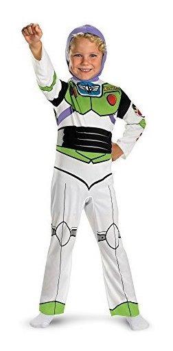Disfraz De Toy Story Clasico De Buzz Lightyear Para Niño