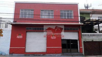 Galpão Comercial Para Locação, Ipiranga, São Paulo. - Ga0080
