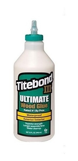 Cola Titebond 3 Ultimate Glue 946ml