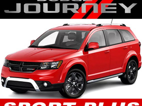 Remate Dodge Journey Sxt Sport 7p 4cil 173hp Piel Dvd Qc Arh