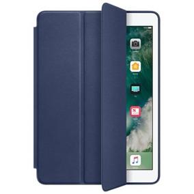 Smart Case iPad Air 1 Apple Função Sleep Poliuretano Azul