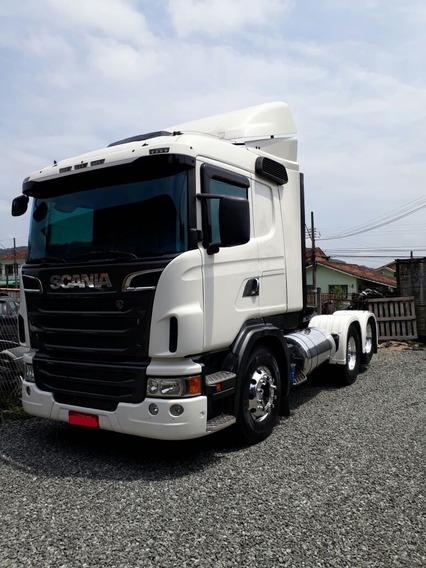 Scania G360 2013 Automática