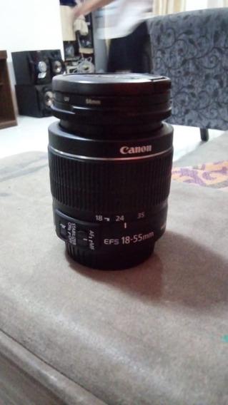 Lente Canon Ef-s 18-55mm F/3.5-5.6 Iii