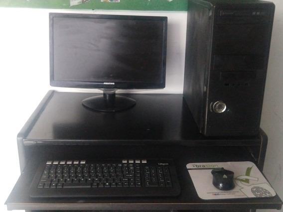 Computador 4gb De Ram Tela De 19