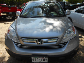 Honda Cr-v Plateada