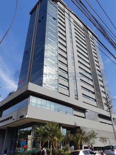Imagem 1 de 12 de Sala Comercial Para Locação - Edifício Helbor, Av Norte E Sul  39m R$ 1.850,00 - Sa00218 - 69571547
