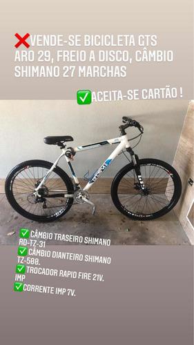 Imagem 1 de 5 de Vende-se Bicicleta Gts Aro 29