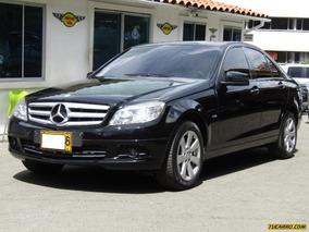 Mercedes Benz Clase C 180 Cgi Blue Efficiency Turbo