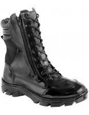 Coturno Tático Force Militar 2 Ziper