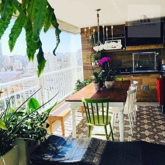Apartamento Com 3 Dormitórios À Venda, 181 M² Por R$ 3.600.000,00 - Moema - Imagens Do Condomínio Maison Lalique São Paulo/sp - Ap0693