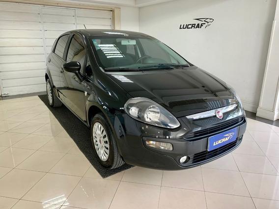 Fiat Punto Attractive Italia 1.4 Flex 2013